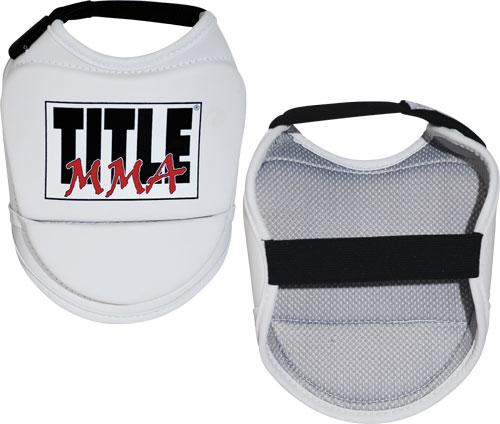 Title Student Karate Instep Guards
